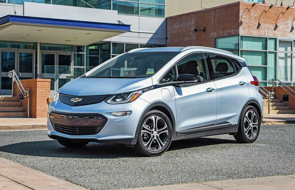 The all-electric Chevy Bolt EV won the 2017 North American Car of the Year Award and was Motor Trend magazine's Car of the Year.