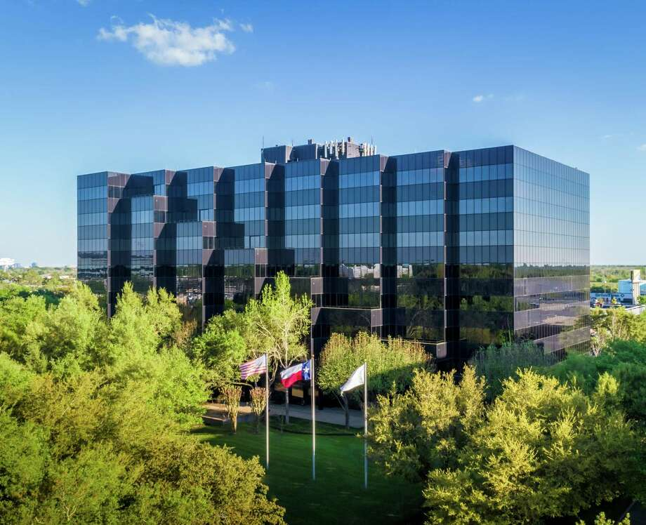 The One Park 10 office building, with 162,909-square-foot building at 16225 Park Ten Place, is designed with 17 corner offices per floor.  Accesso Partners has hired Transwestern to handle leasing of the building. Photo: Transwestern