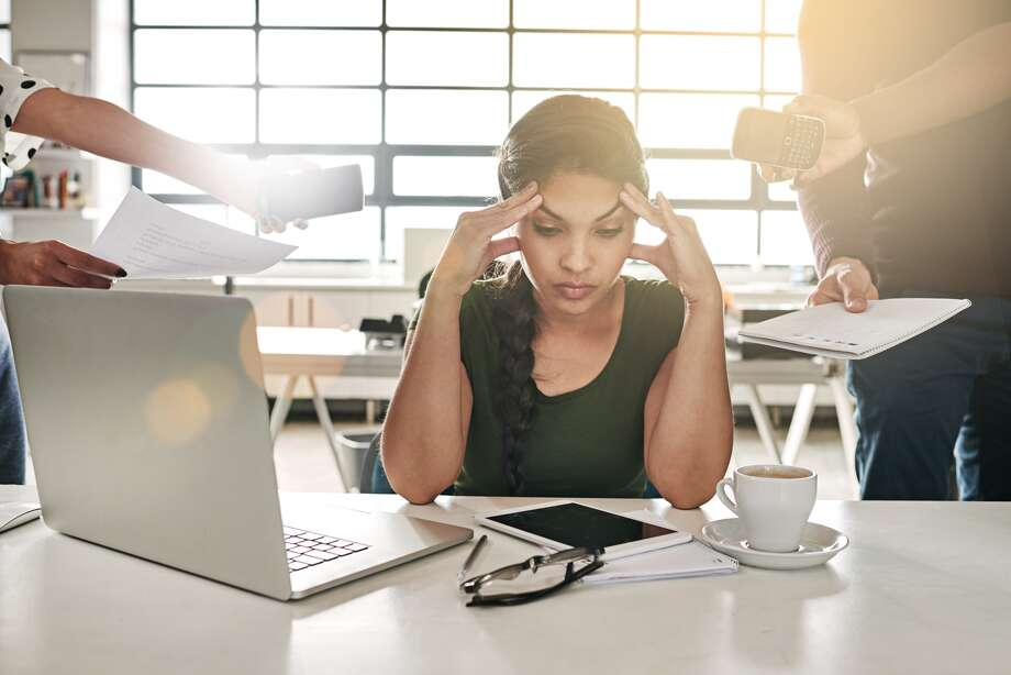 Click through the slideshow to see the most stressful jobs of 2017. Photo: PeopleImages, Getty Images