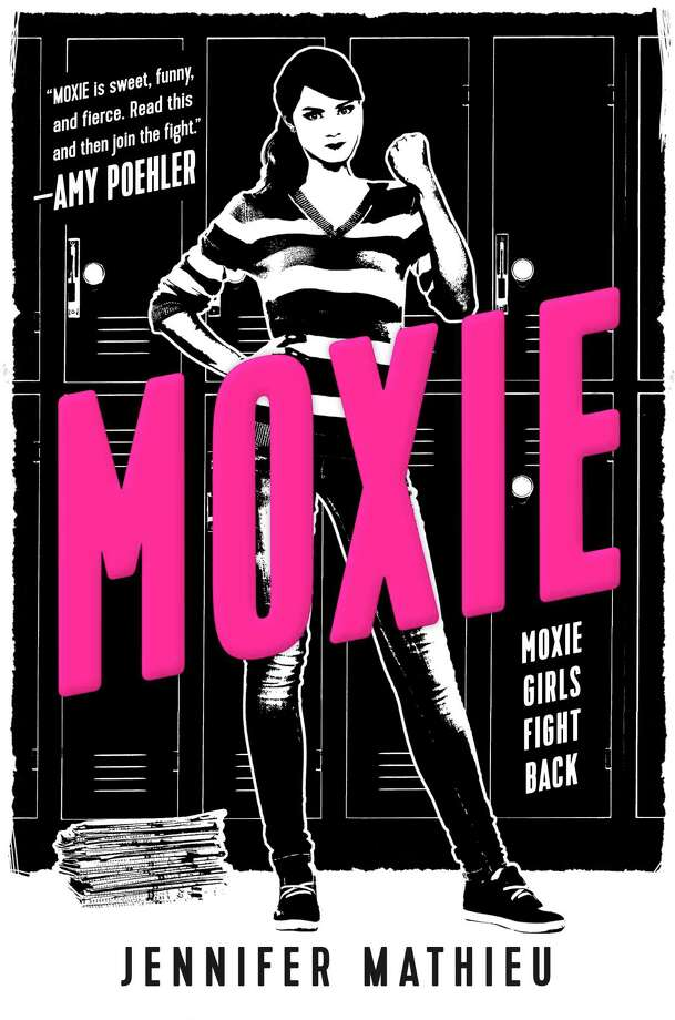 "Jennifer Mathieu's ""Moxie"" comes out in September.>>Keep clicking for a look at our top picks of books to read this month  Photo: Submitted Photo"