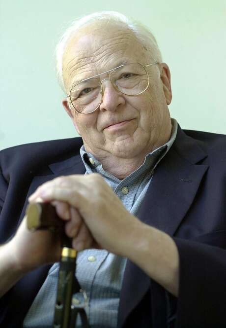 Open Forum writer Burton Richter won the Nobel Prize for Physics in 1976, and is the former director of the Stanford Linear Accelerator. Photo: KATY RADDATZ, SFC