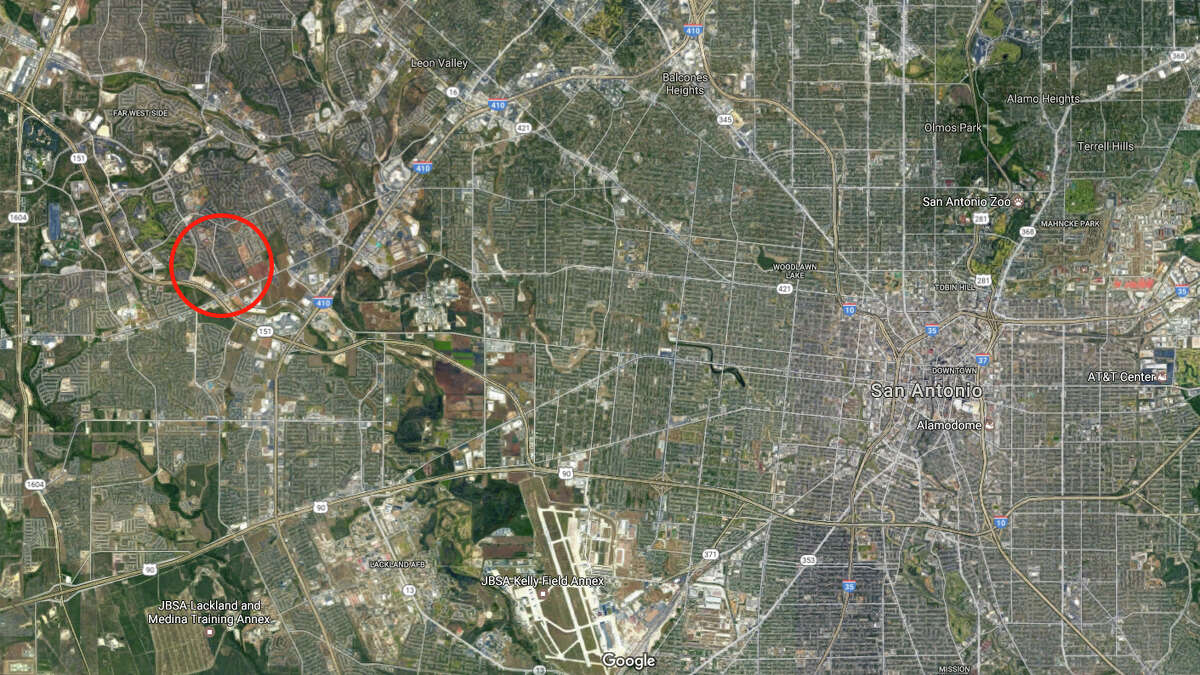 San Antonio-based supermarket chain H-E-B said the company has 'no immediate plans' for the two lots on the northeast corner of Texas 151 and Potranco Road purchased in March.Keep clicking to take a look at the coolest H-E-B locations in the San Antonio area.