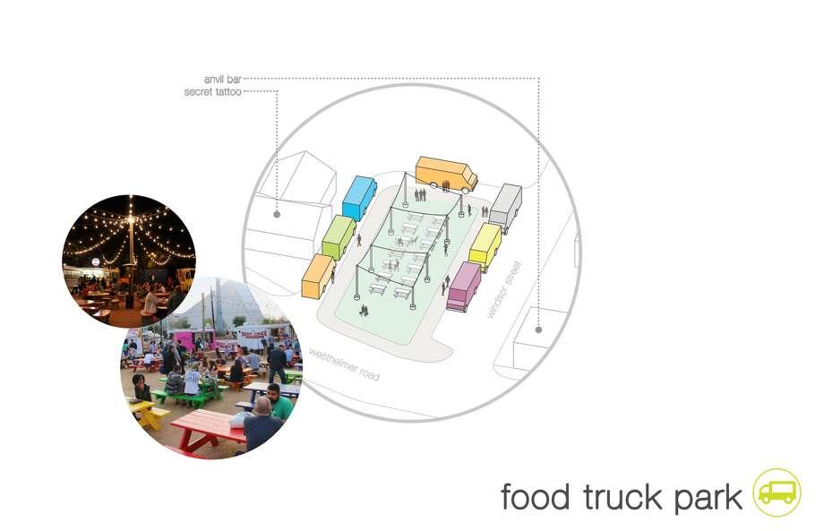 Redesign pitch forLower Westheimer Photo: ByDesign