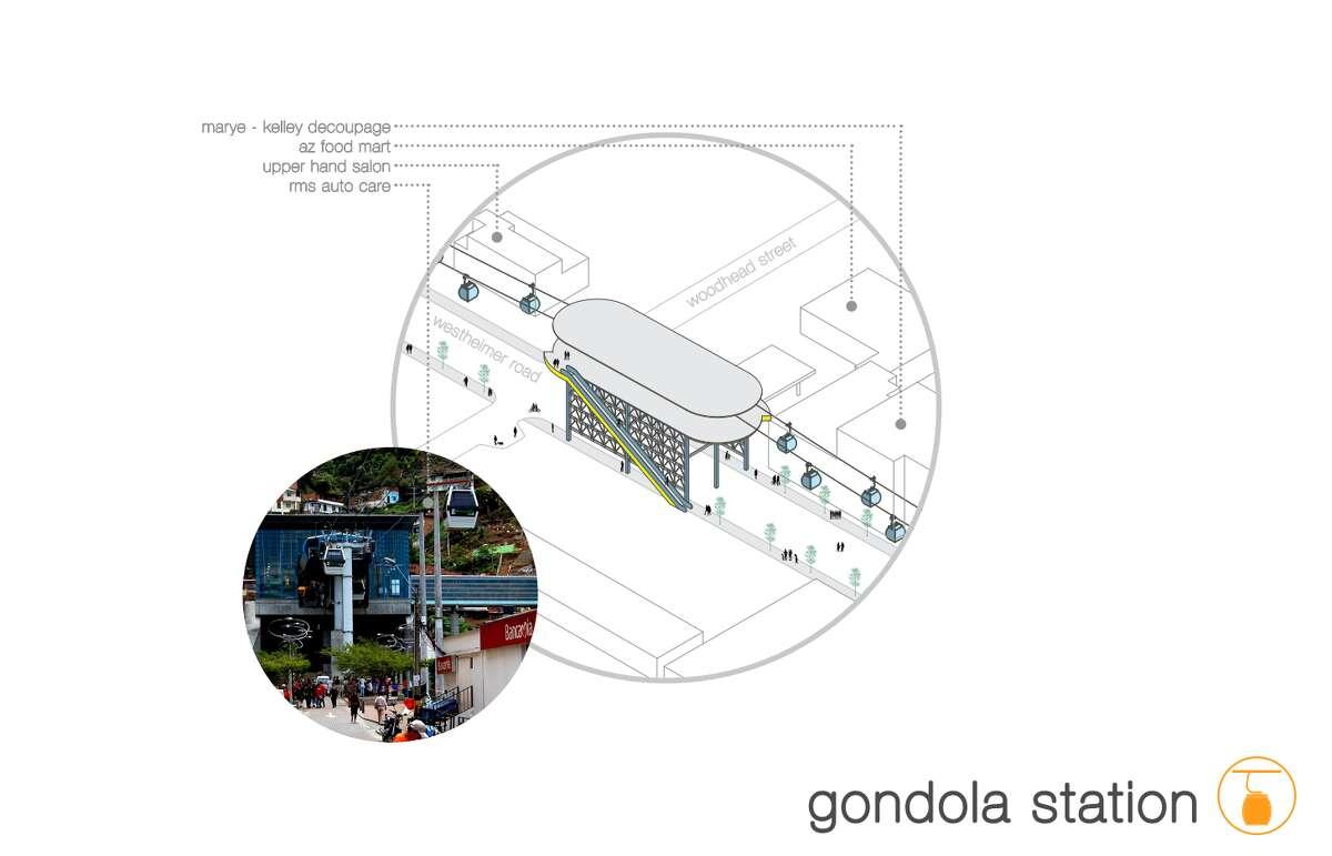 Redesign pitch forLower Westheimer