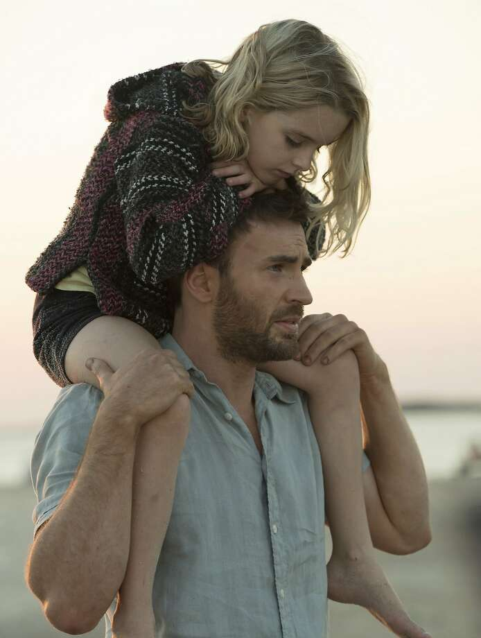 "In this image released by Fox Searchlight Pictures, McKenna Grace, left, and Chris Evans appear in a scene from, ""Gifted."" (Wilson Webb/Fox Searchlight Pictures via AP) Photo: Wilson Webb, Associated Press"