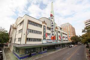 Fans of the Alameda Theater hope the latest redevelopment plan for the once glamorous venue, which opened in 1949, will succeed. The $26 million initiative involves the city, the county and Texas Public Radio.