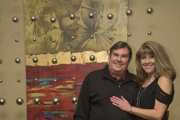Michael and Daila Guss, bought Joe James Salon in Odessa. 04-03-17 Tim Fischer/Reporter-Telegram