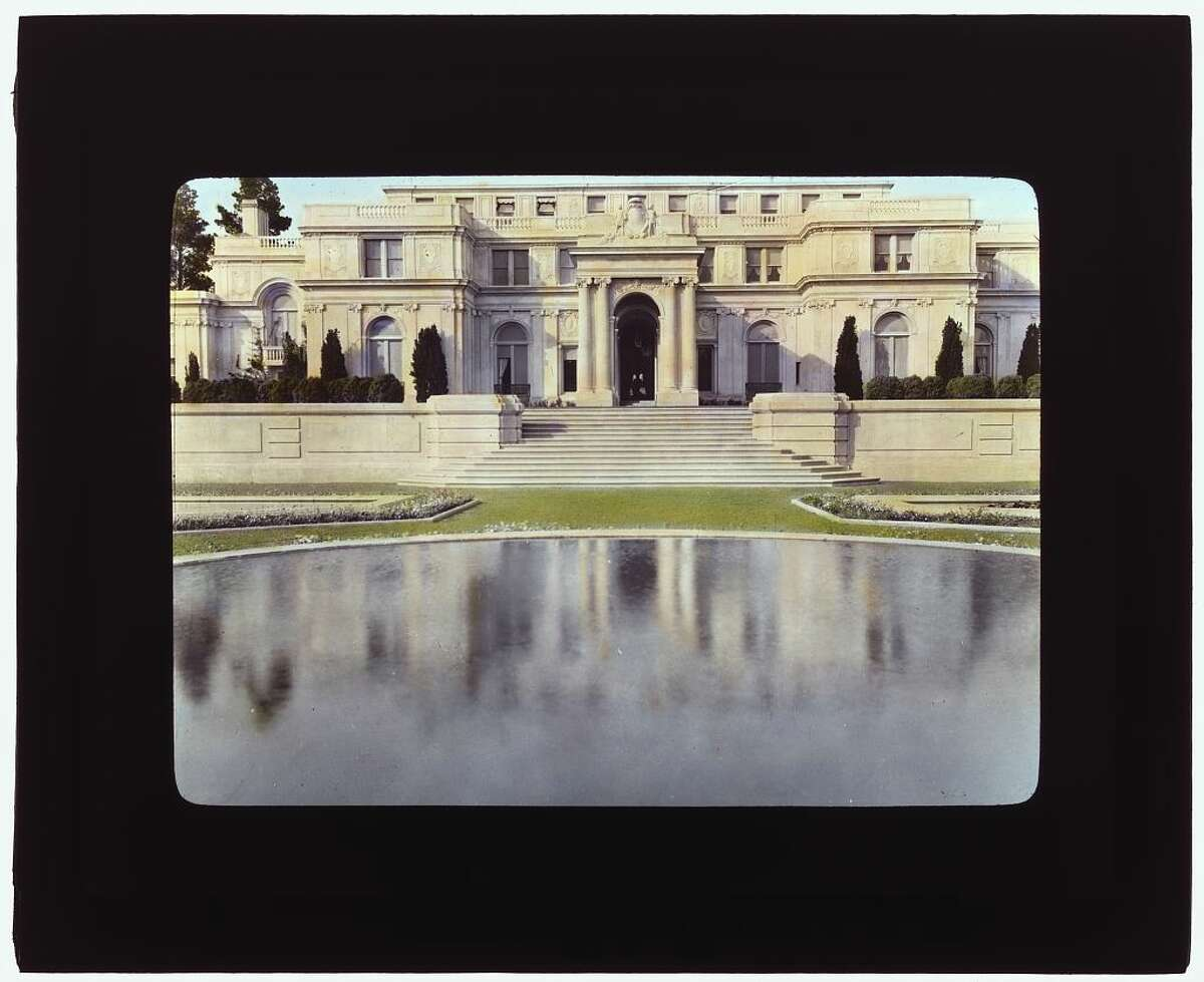 Uplands boasted 35,000 square feet of living space, including 12 bedrooms, a wine cellar and quarters for 10 servants. Polk and Crocker took a trip to Europe to buy furnishings for the mansion, like the marble mantlepieces they purchased from a 16th century Spanish castle.