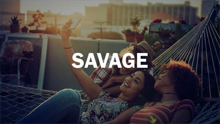 """Use Millennial slang terms incorrectlyEasy words to butcher include """"extra"""" (over the top), """"woke"""" (to be aware or informed) or """"savage"""" (being cool or hardcore in a positive way). Millennials have an entire dictionary of slang, and using it incorrectly could easily ruffle some feathers. Photo: Getty"""