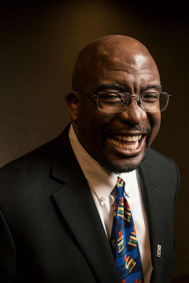 Vincent Matthews is expected to begin as S.F. schools superintendent in May. Photo: Peter Prato, Special To The Chronicle