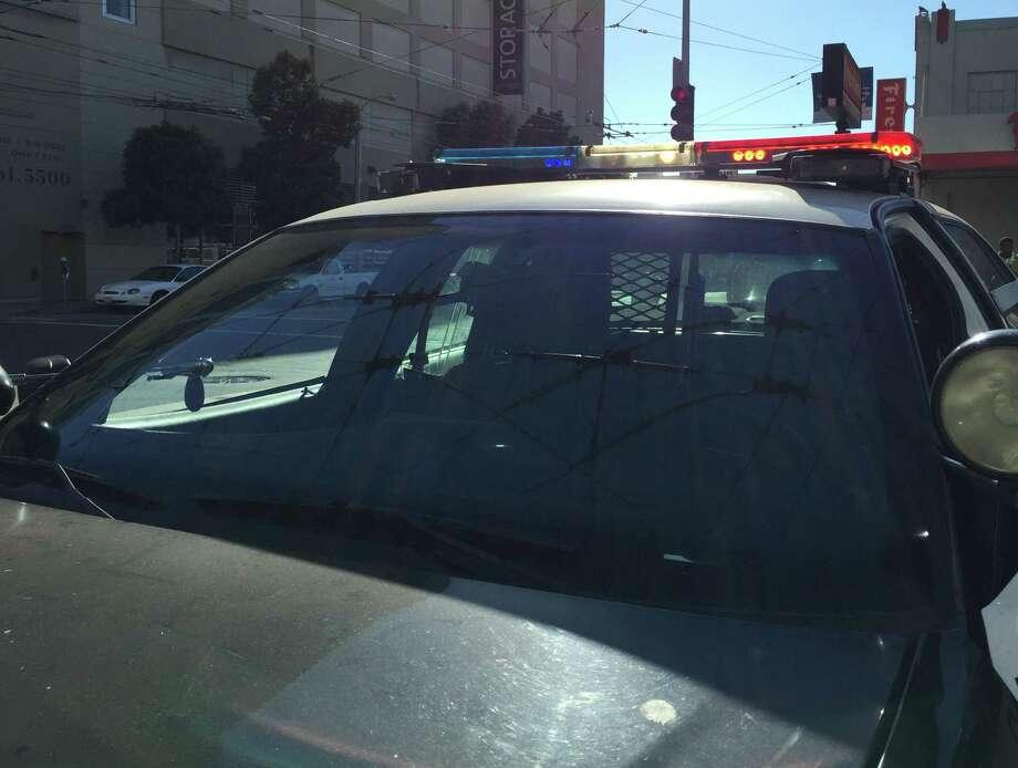 A 31-year-old man was shot to death in San Francisco's Tenderloin neighborhood Sunday afternoon, police said. Photo: Sarah Ravani / Sarah Ravani /