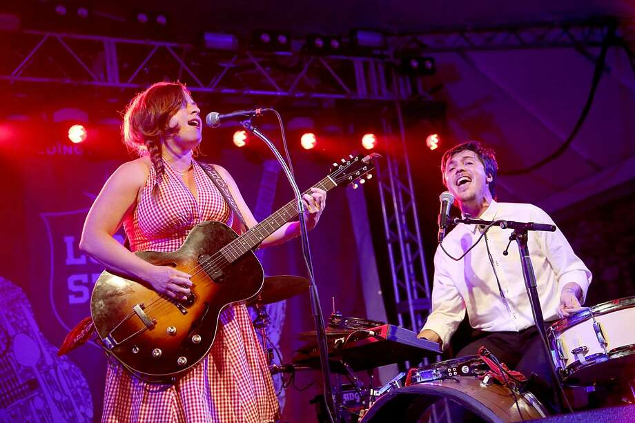Shovels & Rope, March 21, The Egg.Americana duo also performing in Woodstock on March 24.  Photo: Gary Miller/Getty Images