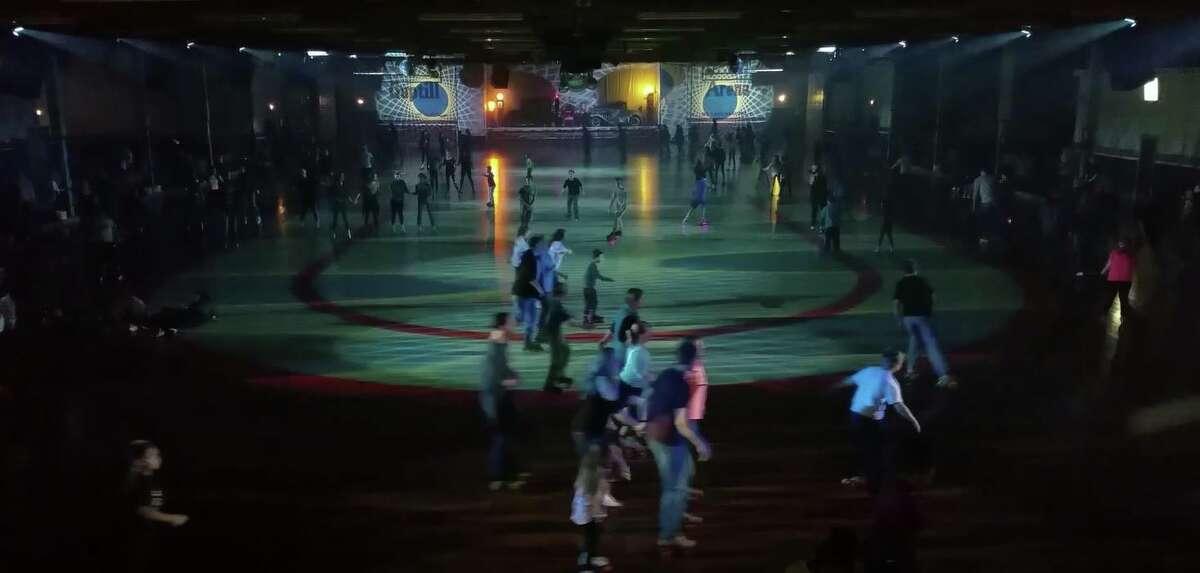 Guptill's Roller Skating Arena