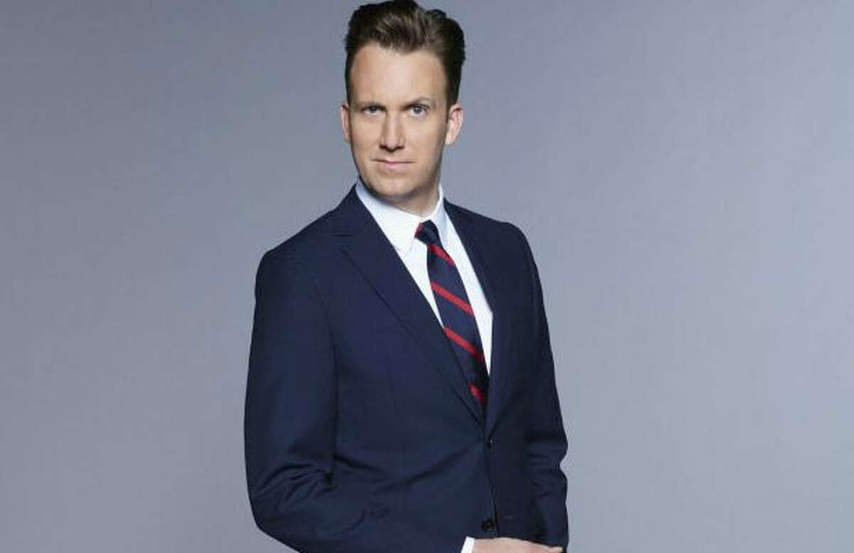 Jordan Klepper, host of Comedy Central's