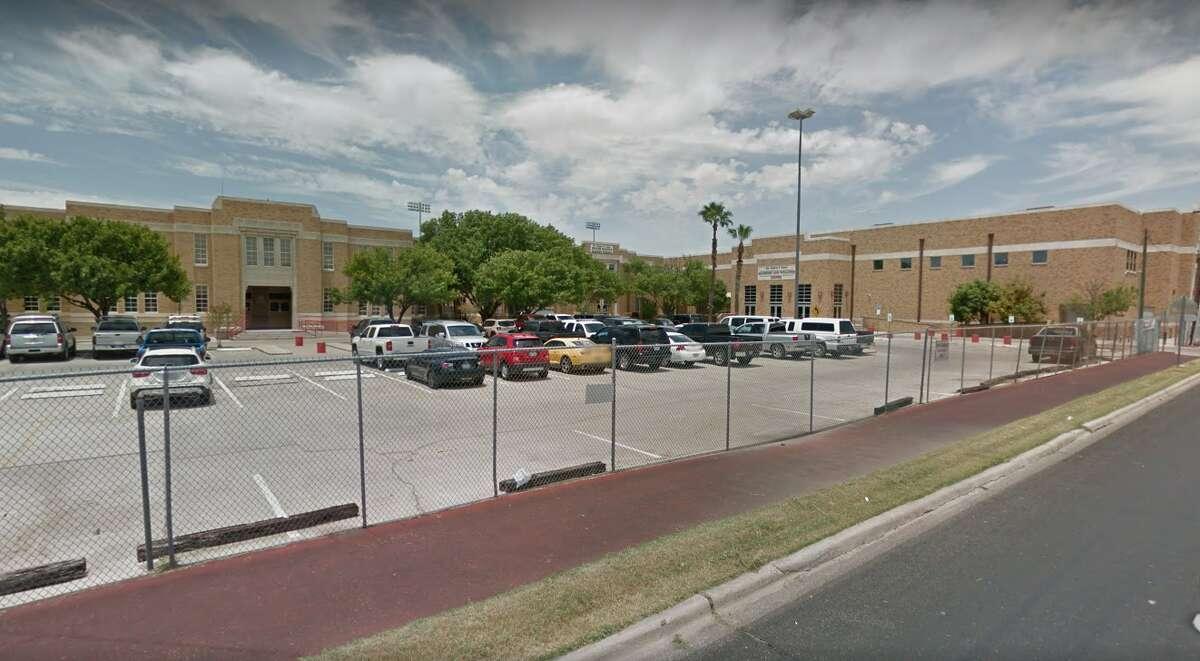 8. Martin High School Texas rank: No. 1,172-1,446 National rank: No. 12,935-17,245 Laredo ISD