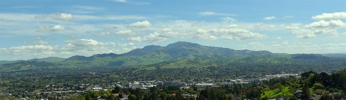CLIMB HIGH IN DANVILLE Get yourself to Mount Diablo -- Hike up there, bike up there or just drive and enjoy the spectacular view.