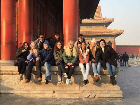 Fort Bend ISD students, staff visit China - Houston Chronicle