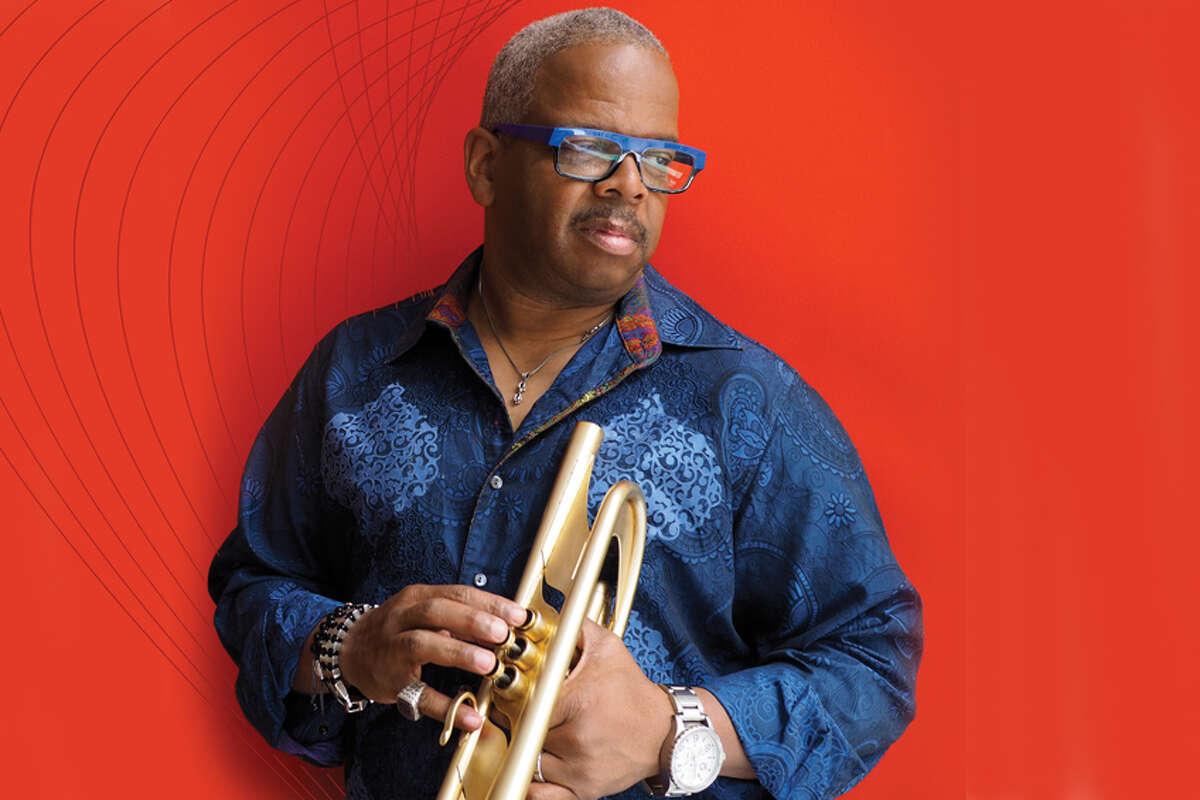 Jazz trumpet player Terence Blanchard