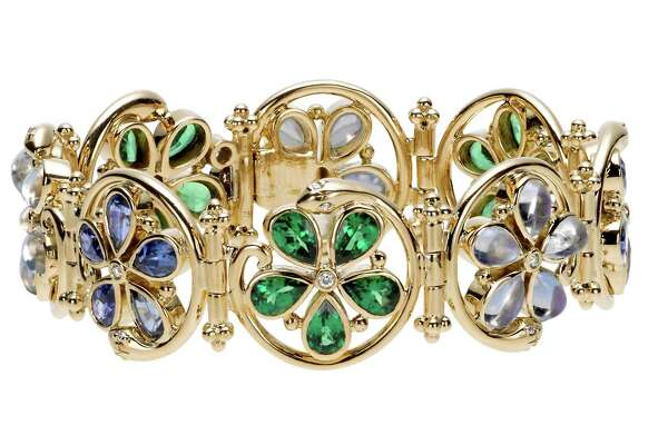 New high jewelry from Temple St  Clair blooms in Houston