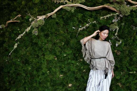 Brunello Cucinelli's spring looks Friday, March 3, 2017 in Houston. ( Michael Ciaglo / Houston Chronicle )