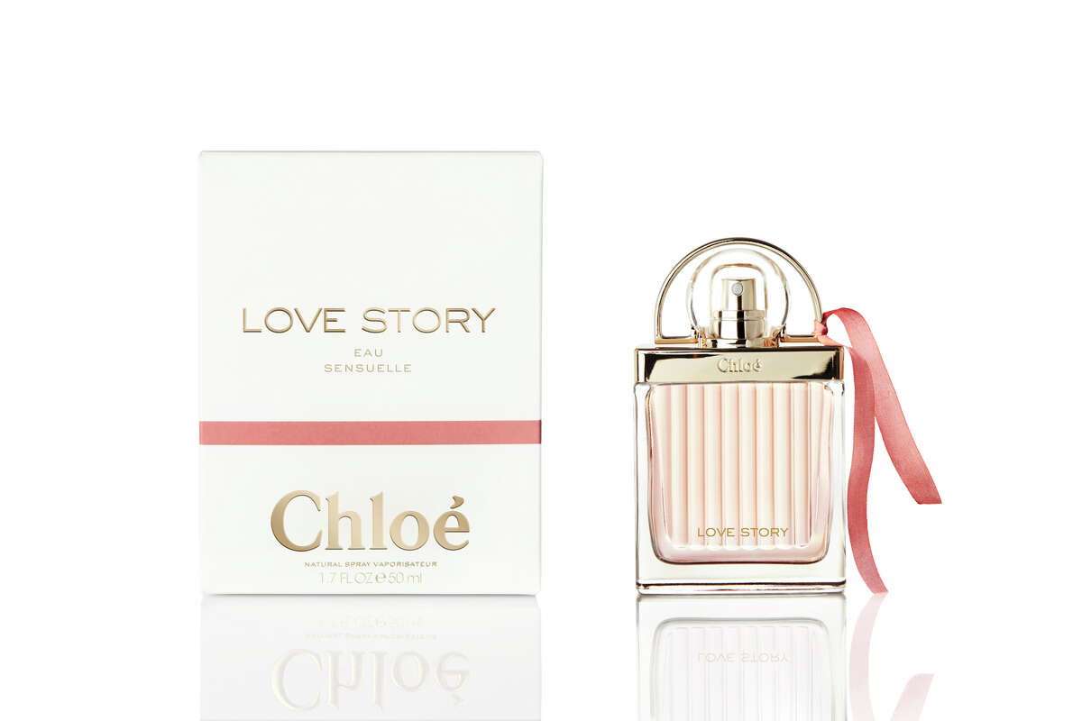 The third scent in the Love Story collection, Chloe Love Story Eau Sensuelle uncovers a new facet of orange blossom swirled with notes of vanilla and velvety sandalwood; $105 at Sephora.