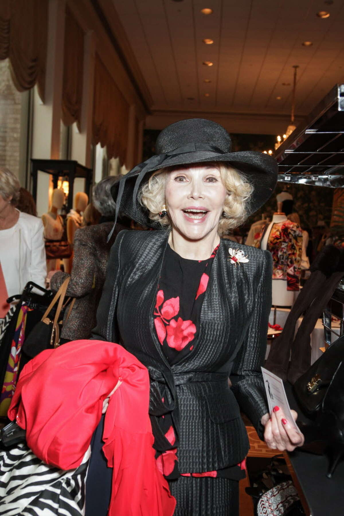 """Joanne King Herring at the Salvation Army """"Reflections on Style"""" luncheon"""