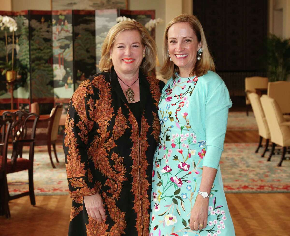 Molly Crownover and Diana Hawkins will be honored at an Evening in Japan.