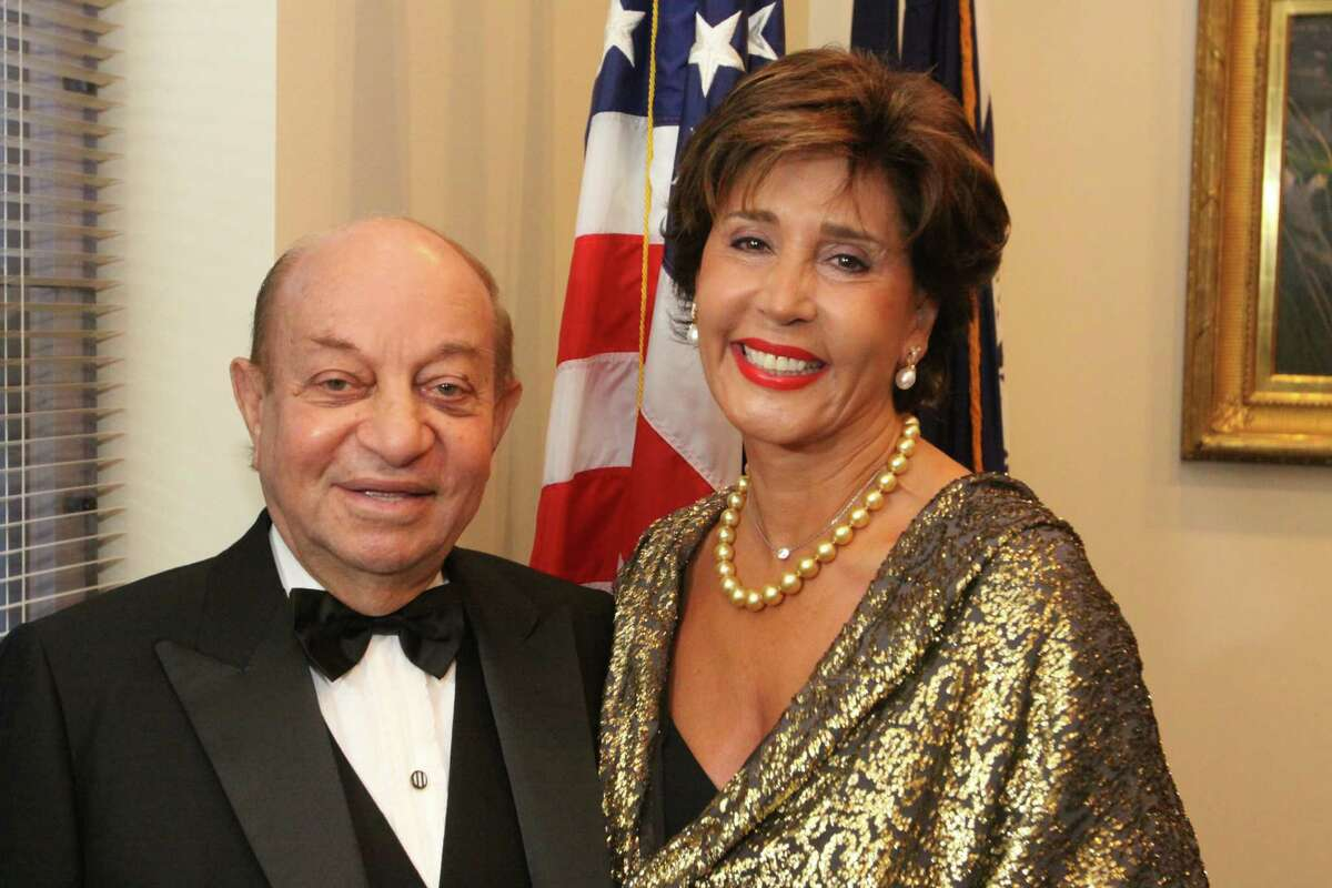 Hushang and Shahla Ansary are among the chairs of the Barbara Bush Houston Literacy Foundation event.