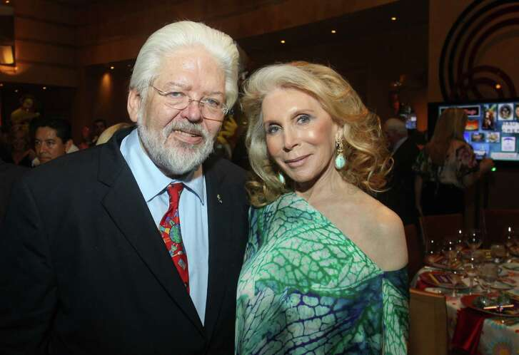 Gerald Franklin and Joan Schnitzer Levy will chair the Escape Celebrity Serve benefit..
