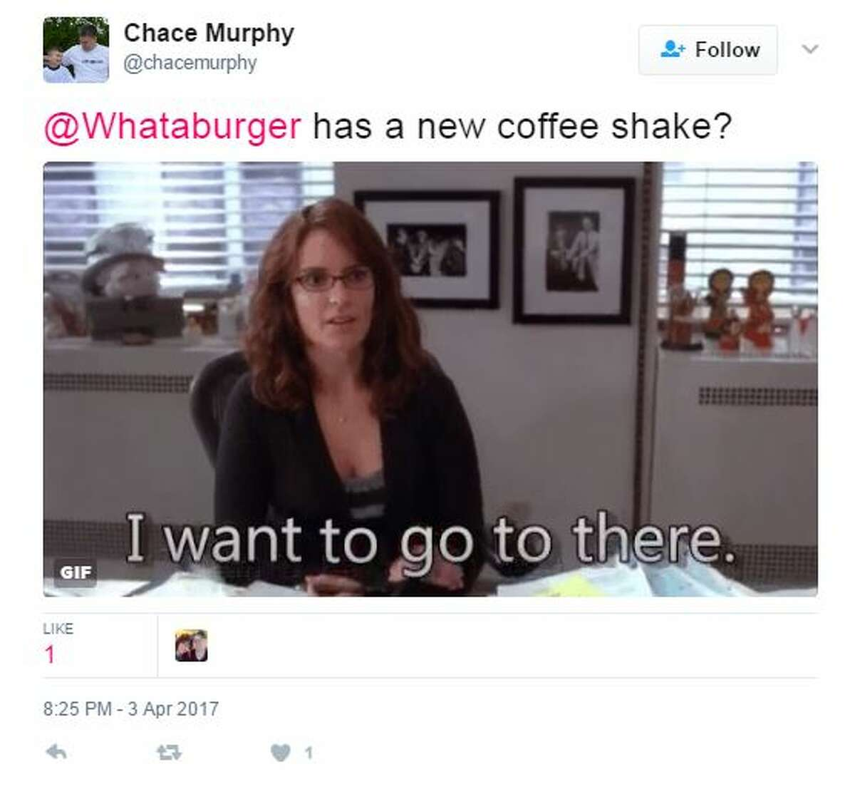Whataburger debuted a new coffee shake on April 3, and people could not be more excited.>>KEEP CLICKING TO SEE HOW THE INTERNET REACTED TO THE ANNOUNCEMENT.