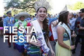 Fiesta Fiesta:  The official opening of Fiesta 2017 with live entertainment, official Fiesta Royalty and guests.