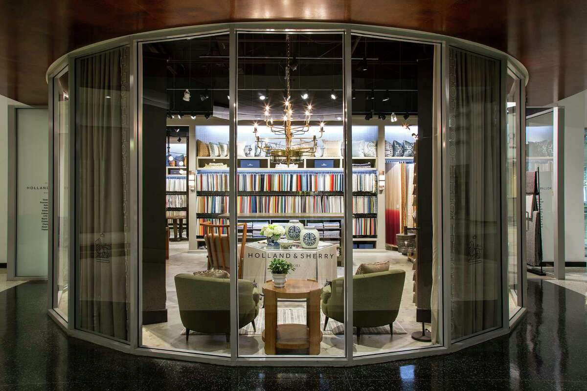 Holland & Sherry Interiors at the Decorative Center