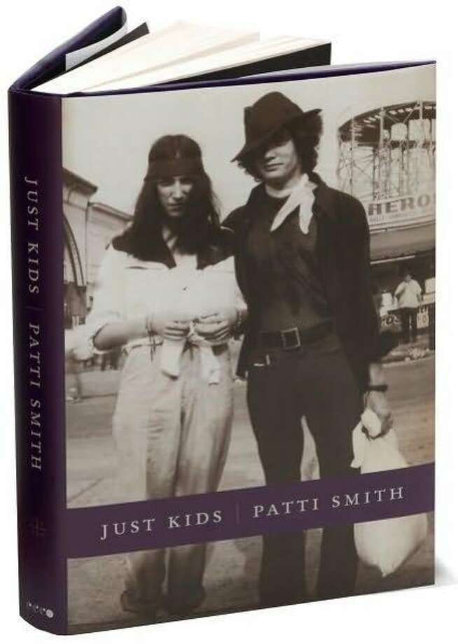 """Just Kids,"" by Patti Smith."