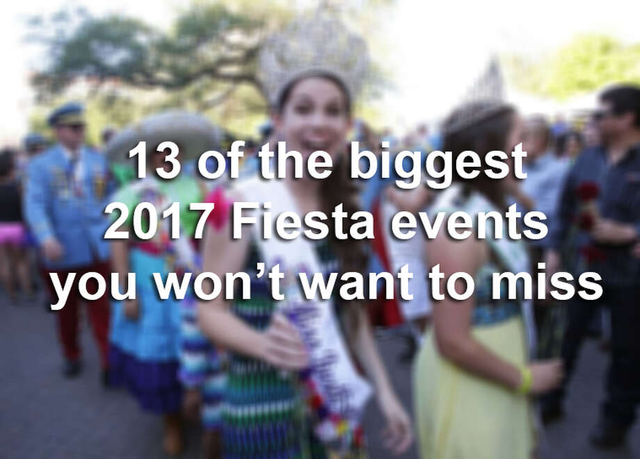 Keep scrolling for a  preview of the biggest Fiesta events of the year.