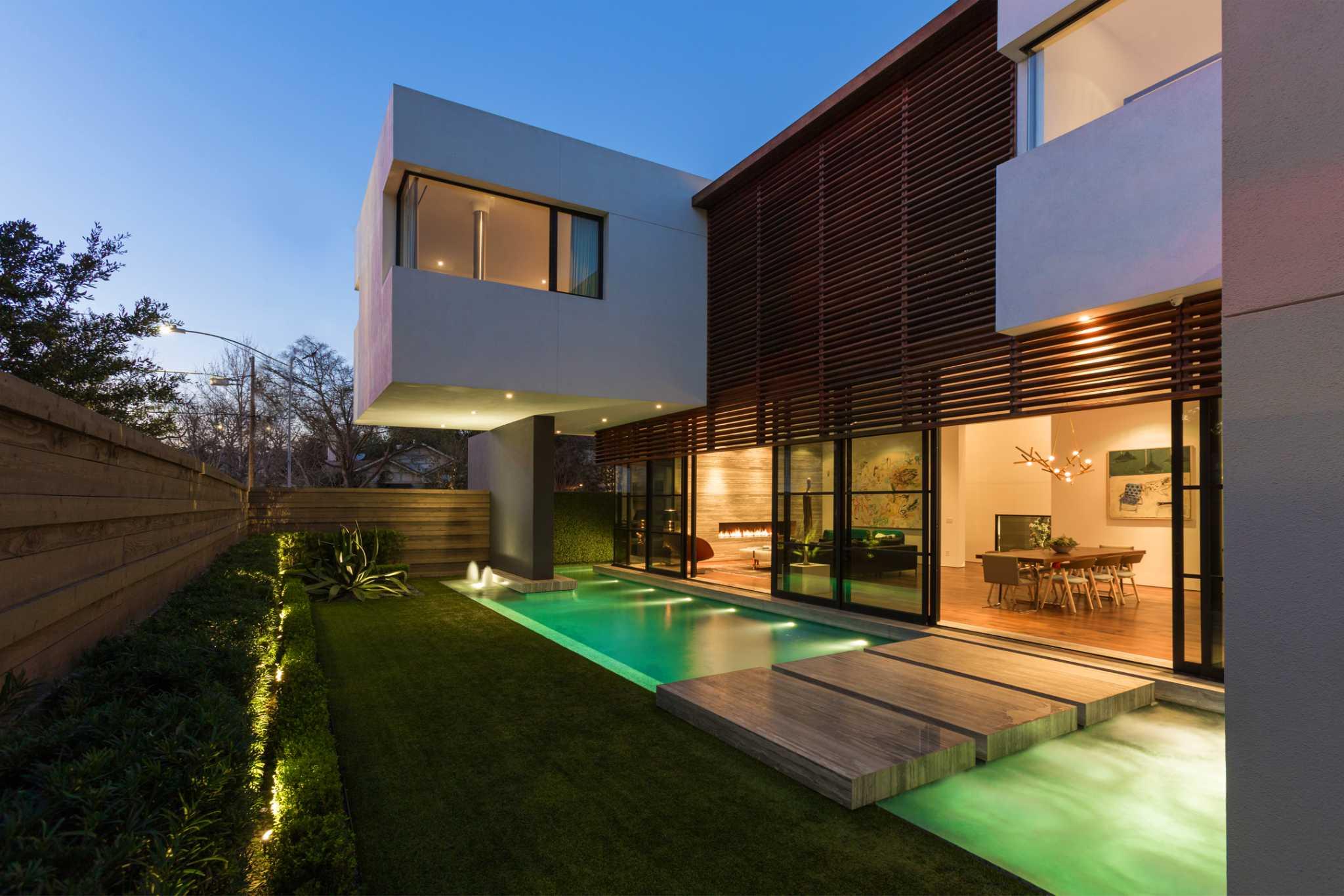 inside houston developer jonathan farb u0027s montrose home houston