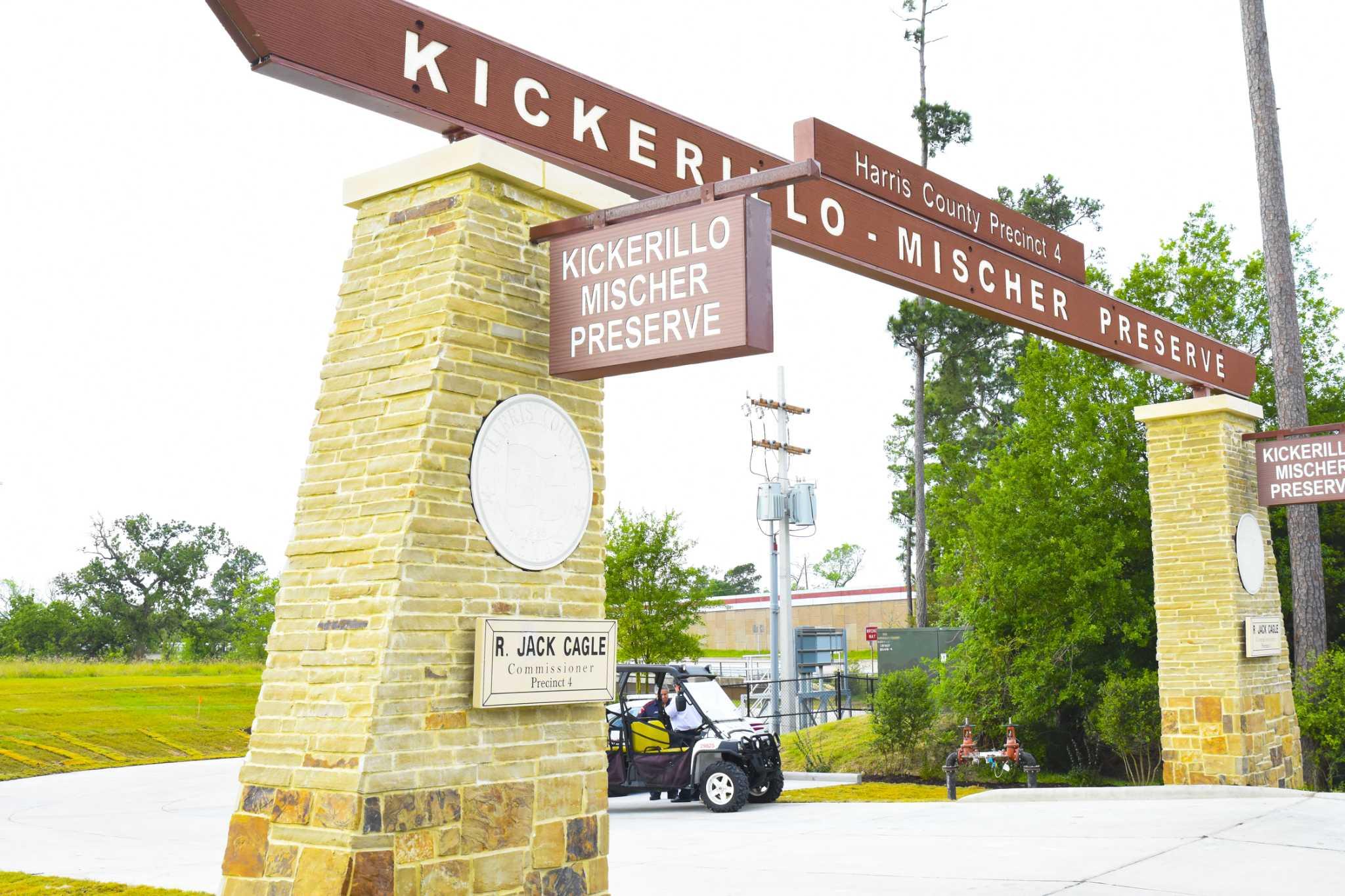 Photos Kickerillo Mischer Preserve Opens Laredo Morning