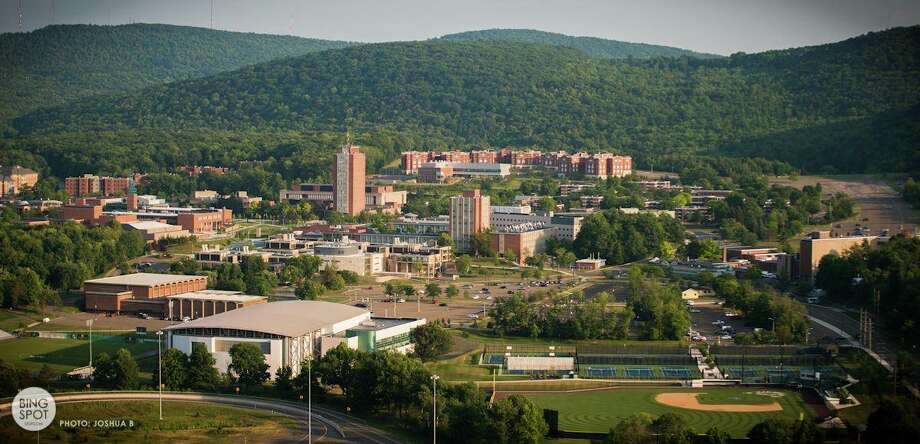 Click through the slideshow to find out the top 25 most selective colleges in New York state according to Niche. Photo: Binghamton University