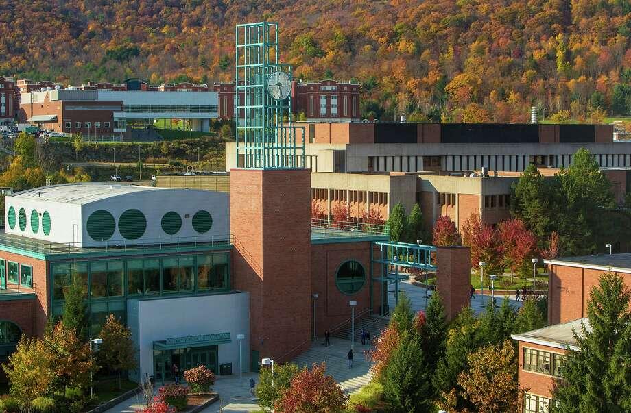 Binghamton University Photo: Binghamton University