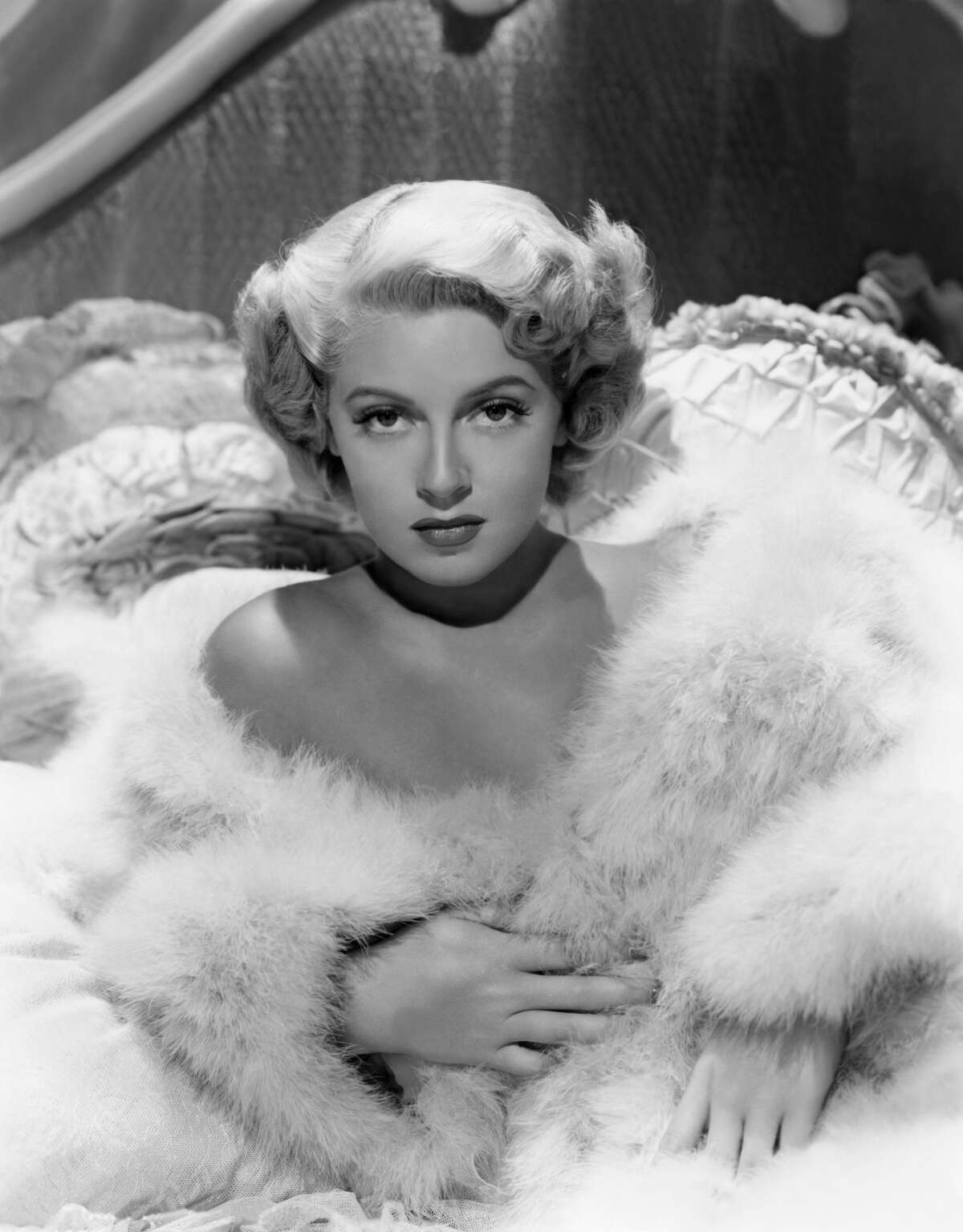 American actress Lana Turner