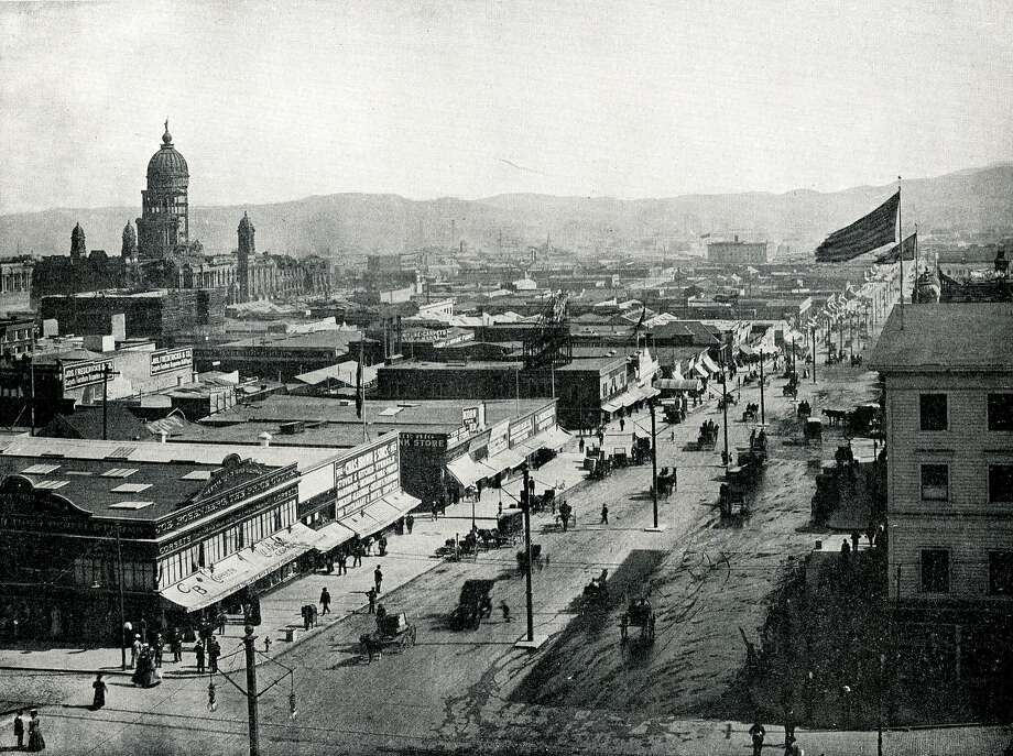 The resurrection after 1906: Rare, private photos of SF clawing back ...