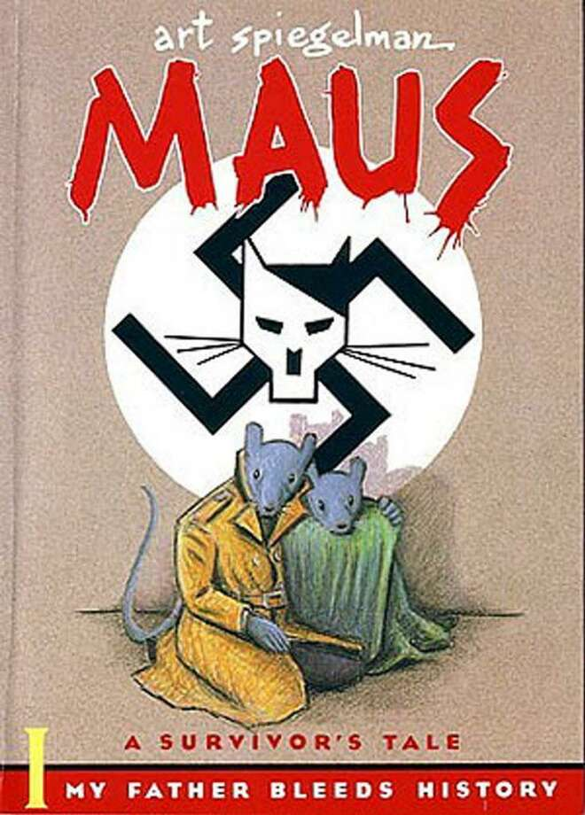 "Greenwich Library staffer Stephen Schmidt says that graphic novels might be experiencing a ""golden age"" of sorts. One that he suggests as an introduction to the genre is ""Maus,"" which depicts cartooning legend Art Spiegelman interviewing his father about his experiences as a Polish Jew and  holocaust survivor. Other suggested reads include . . . Photo: Contributed Photo / Contributed Photo / Greenwich Time Contributed"
