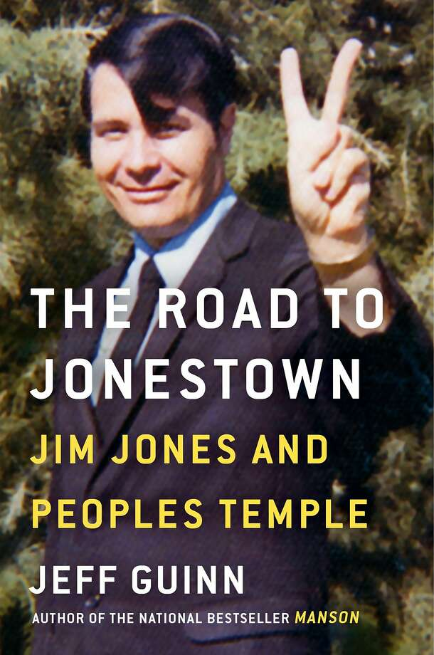 """The Road to Jonestown"" Photo: Simon & Schuster"