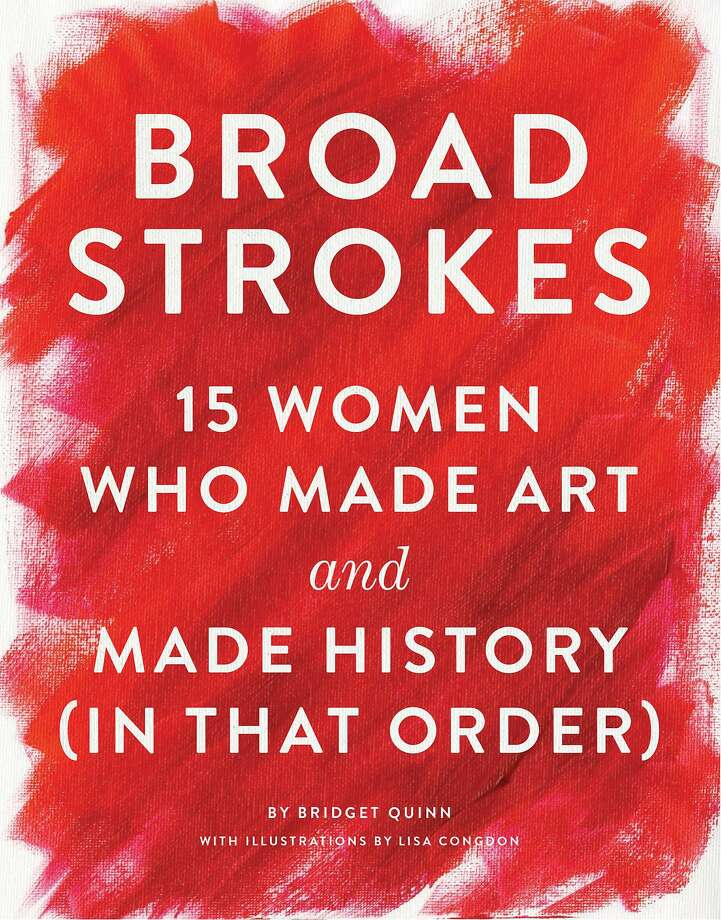 """""""Broad Strokes"""" Photo: Chronicle Books"""