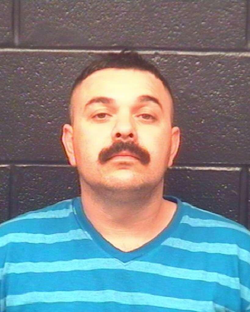 Adan Melendez Photo: Webb County Sheriff's Office