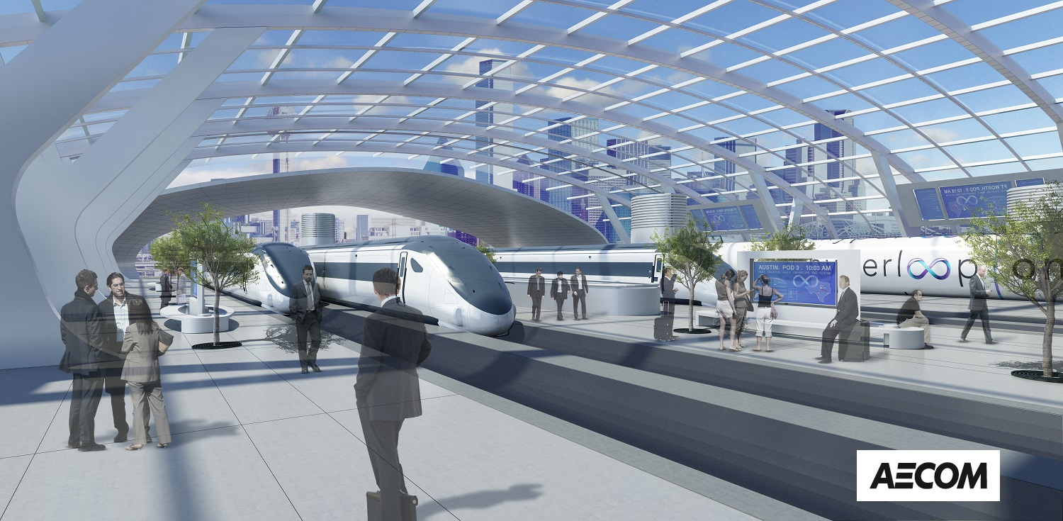 Hyperloop envisions Texans traveling in tubes at 700 mph