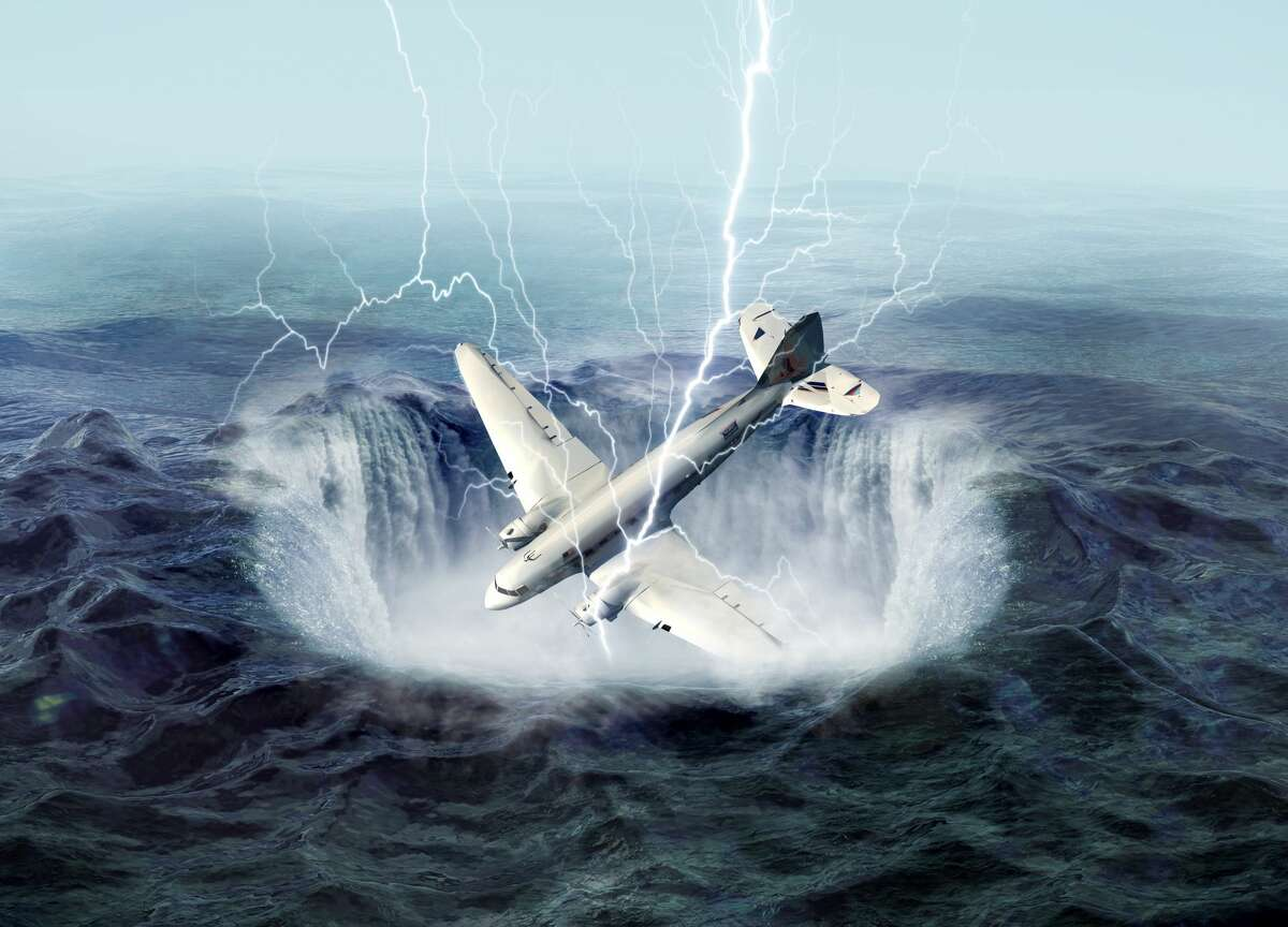 Bermuda Triangle Long before there were airplanes, and centuries before anyone came up with the term