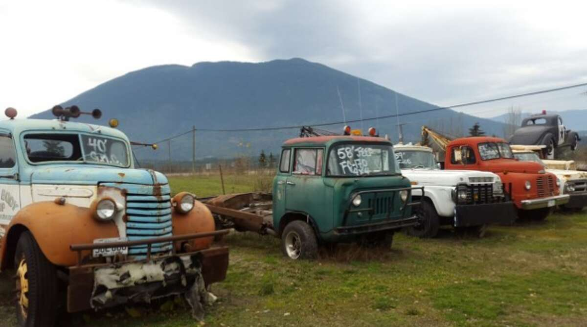 A Canadian man is looking to pass down a car collection he has spent four decades curating plus the land it's on, plus a renovated home and more for a little more than a $1 million.