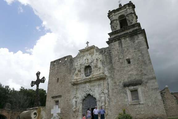 Mission San Jose is the largest of the Spanish missions in San Antonio. The quartet of San Antonio area Spanish missions might become designated as a World Heritage Site.