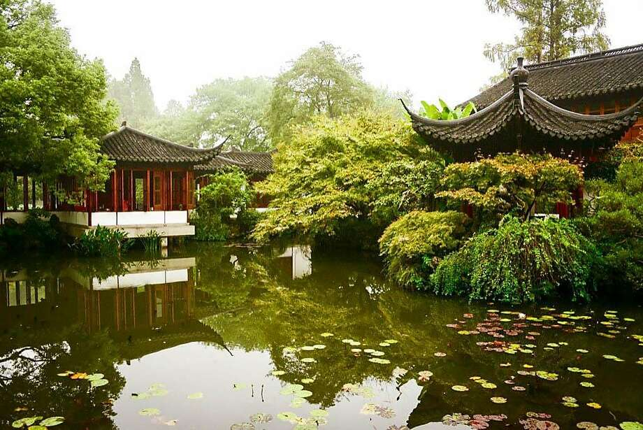 Guo's Garden on West Lake was built by a silk merchant who lived during the Song dynasty. Photo: Jill K. Robinson, Special To The Chronicle