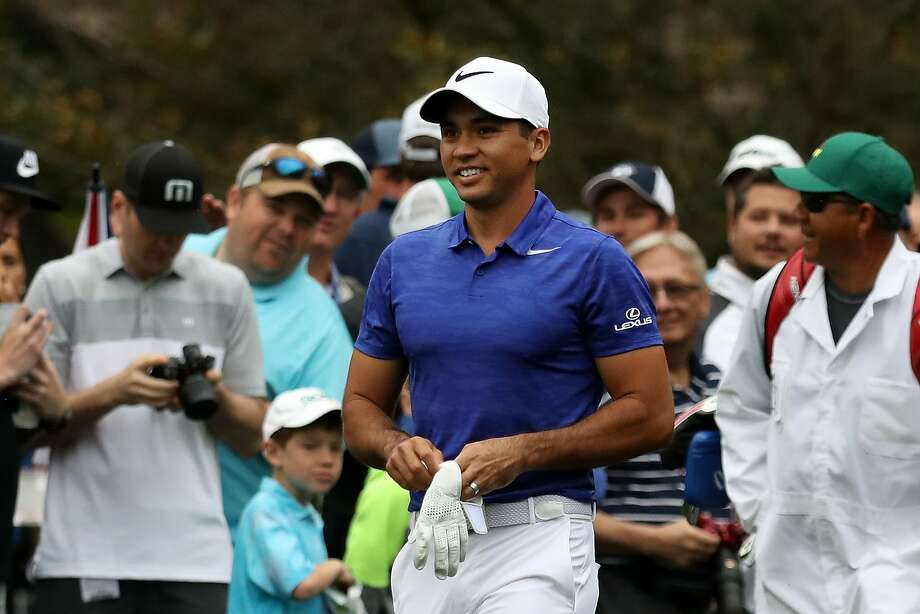 Australian star Jason Day said in Augusta, Ga., his mother had undergone successful surgery on her left lung. Photo: Rob Carr, Getty Images